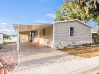 Mfg Home For Sale 6061 Spring Lake Circle Zephyrhills Fl 33540