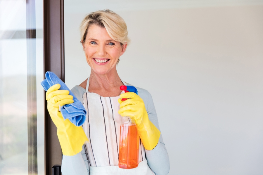 Fast Mobile Home Clean Up Tips