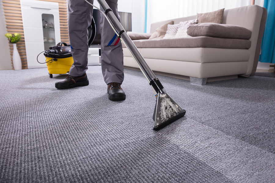CARPET & FLOOR CLEANING